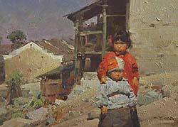artist: Mian Situ (Copyright � 2005 Oil Painters of America)