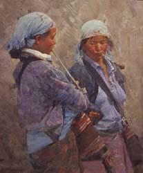 artist: Mian Situ (Copyright � 2004 Oil Painters of America)