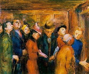 artist: William Hollingsworth (1910-1944)