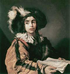 artist: Claude Vignon 1593-1670