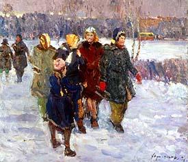 artist: Evgeni Khoroshilov