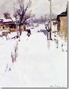 artist: Fedor Zakharov (1919-1994)