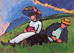 artist: Gabriele Münter (1877-1962)