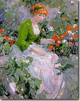artist: Karl Albert Buehr (1866-1952)