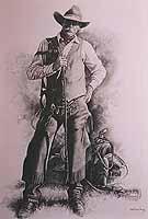 artist: K.W. Moore (courtesy of The Wickenburg Gallery, Wickenburg, AZ)
