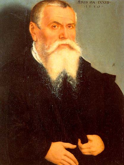 Lucas Cranach:  The Reformation's Artist