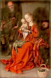 artist: Martin Schongauer 1447-1491