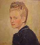 Katharina Dorrer Portrait