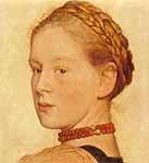 Maedchen mit der roten Kette (Liselotte Prams, verh. Gastel)