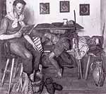 Nach Feierabend 1937