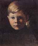 Kinderportrait von Dr. Josef Koch, 1944, Privatbesitz
