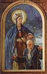 Heilige Maria, Kirche in Thann