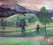 Inntaler Berge, 1937, Privatbesitz