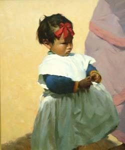 Cho Kang - courtesy of The Trailside Gallery, Scottsdale, AZ