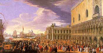 artist: Carlevaris, Luca (approx. 1665-1731)