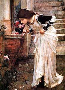 artist: John W. Waterhouse (1849-1917)