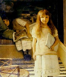 artist: Sir Lawrence Alma Tadema (1836-1912)