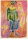 """Leo von Welden (1899-1967) """"Der farbige Mann"""""""
