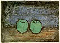 """Leo von Welden (1899-1967) """"Die gruenen Aepfel"""", ca. 1965"""