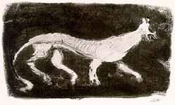 """Leo von Welden (1899-1967) """"Panther"""""""