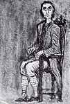 """Leo von Welden (1899-1967),""""Der Jakobiner"""", ca. 1963"""