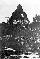 """Hans am Ende 1864-1918 """"Moorhuette"""", 1895"""