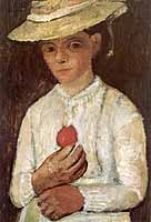 "Paula Modersohn-Becker (1876-1907) ""Selb"
