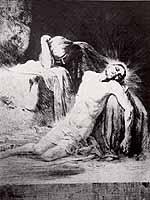 """Friedrich August von Kaulbach (1850-1920) """"Pieta"""""""