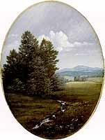 """Hely (Wilhelm Kronenbitter) 1863-1930 - """"Bachleite"""""""