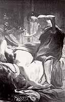 """Hugo, Freiherr von Habermann (1849-1929) """"Judith und Holofernes"""""""
