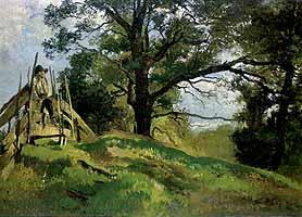 """Josef Wenglein (1845-1919) """"Huetebub bei Pang"""", 1878"""