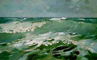 "Karl Hagemeister (1848-1933) - ""Seestueck"""