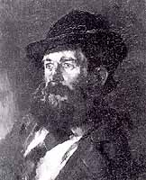 Karl Hagemeister (1848-1933) - the artist himself