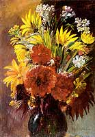 "Max Mayrshofer (1875-1940) ""Blumenstrauss"""