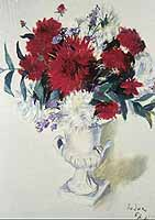 "Paul Mathias Padua (1903-1981) ""Blumenstilleben"" courtesy of Galerie Schueller, Munich"