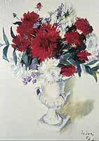 "Paul Mathias Padua (1903-1981) ""Blumenstilleben"" courtesy of Galerie Schueller, Munich"