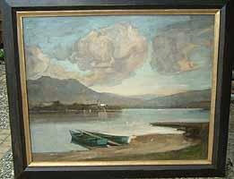 Rudolf Groeschel (1891-1985), Chiemseegalerie Lehle