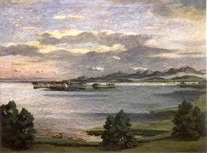 Franz M. Jansen (1885- 1958) - courtesy of Galerie Oltmann, Unkel