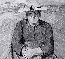 "Gerda Springer (1880-1960) ""Die alte Bas"""