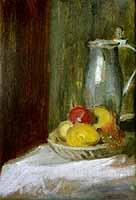 "Heinrich Heidner (1876-1974) ""Stilleben"" courtesy of Kunst Sandra"