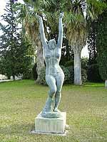 Persephone, bronze,1946