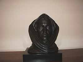 My Mother, bronze,1909