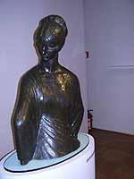 Ruza Mestrovic, bronze, 1915