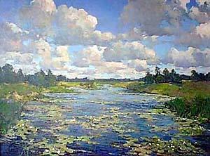 artist: Alexaner Kremer, Russian Artist
