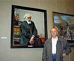 Artist Semen Rotnitsky