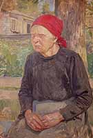 Anatoli Treskin - grandmother