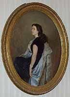 Anatoli Treskin - portrait of his daughter