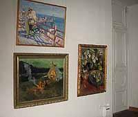 Museum's Interior